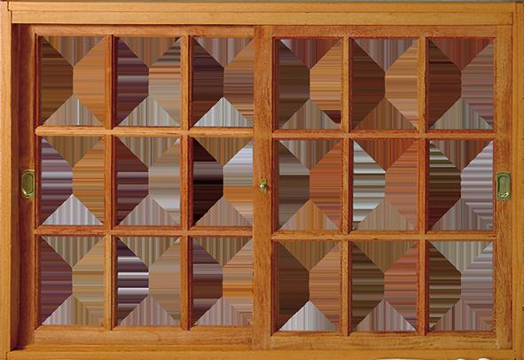 janela sem veneziana